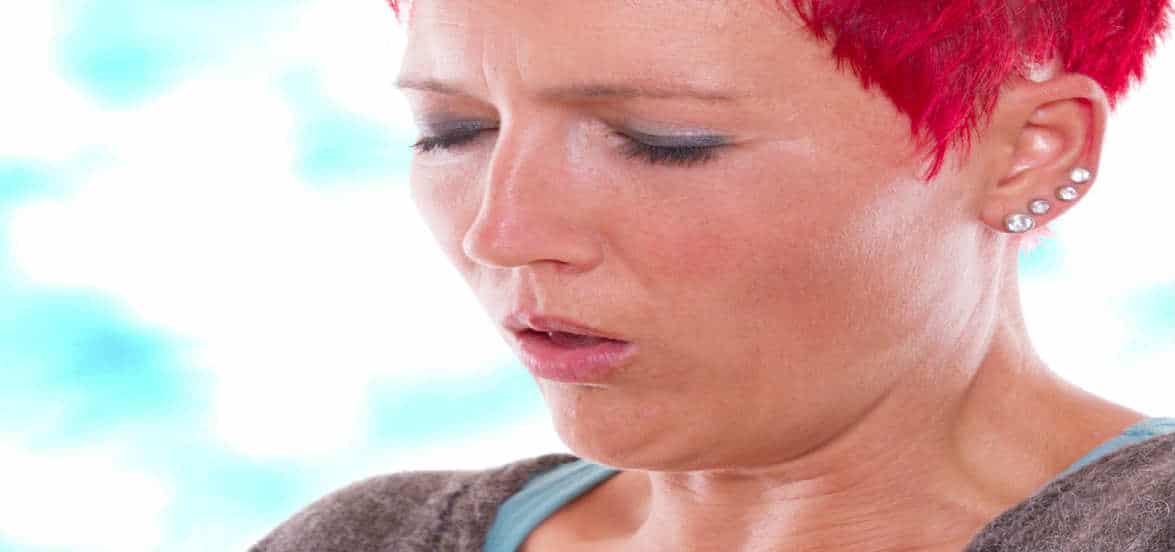 ansia sintomi respiratori