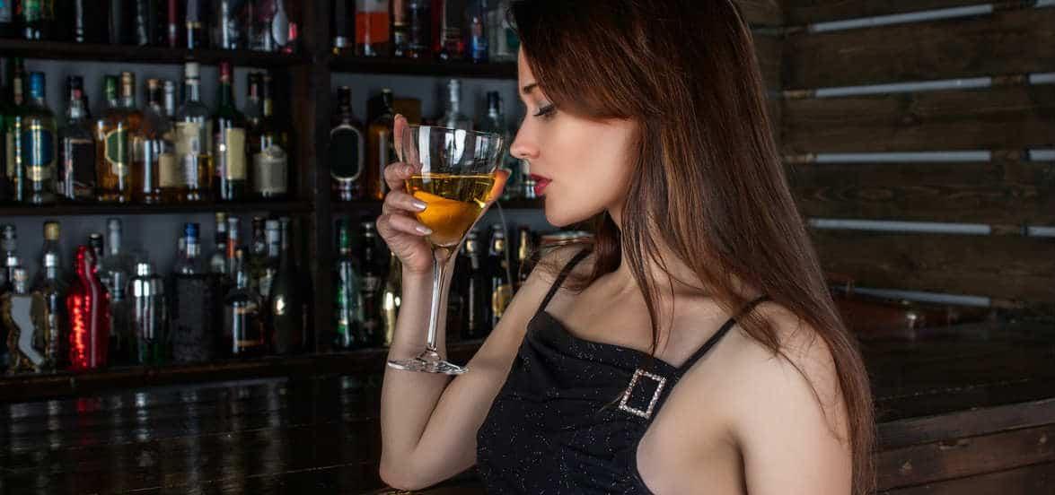 alcolista caratteristiche